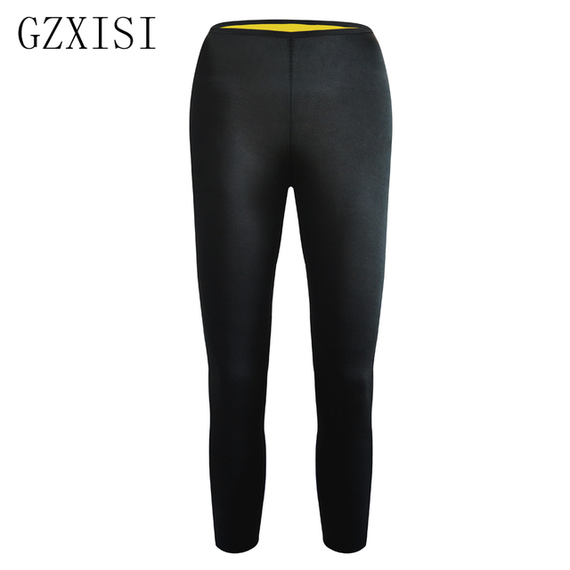 421b64726a Hot Shapers Slimming Pants Hot Thermo Neoprene Sweat Sauna Body Shapers  Stretch Super Women Hot Shapers Control Panties