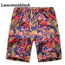 2017 Beach Shorts Swimmings Boardshorts Loose Floral Summer Beach Wear Men Casual Leisure Outdoors Surfs Wild Shorts Male 273