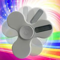 Tri Spinner Fidget Toy Plastic EDC Hand Spinner For Autism And ADHD Anxiety Stress Relief Focus