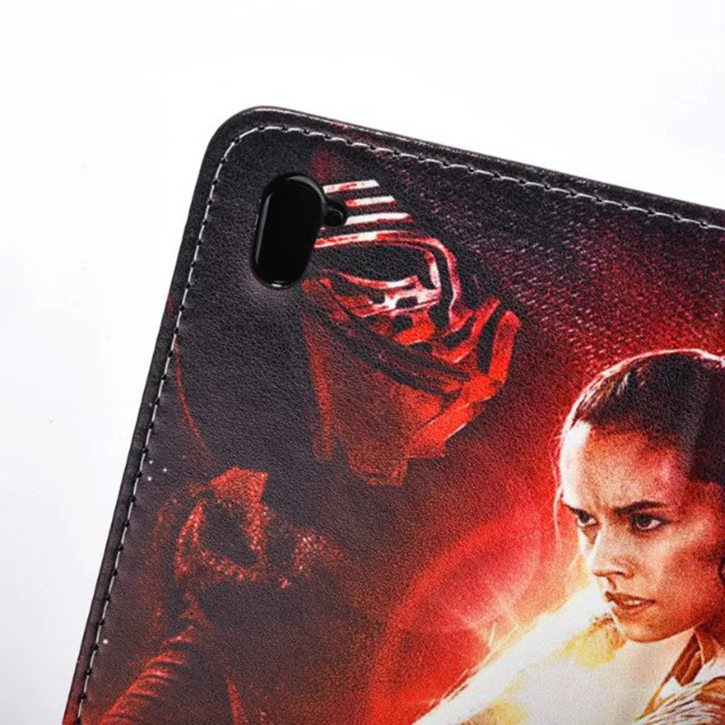 Case for Apple ipad Pro 9 7 air 3 ipad 7 Flip stand Star Wars The force awakens prints tablet Cover shell coque para housing in Tablets e Books Case from Computer Office
