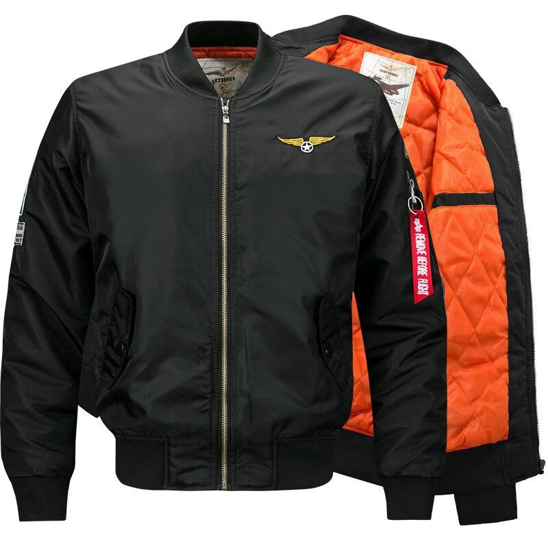 Ma1 Bomber nana Jacket 2017 Kanye West Tour Pilot Outerwear Men Army Green Japanese Merch Flight Coat Air Force One 6xl Jacket