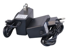 CCTV dedicated DC 12V 1A AC 100 ~ 240V power plug conversion adapter charger EU, U.S. Free shipping