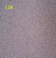Faux Synthetic Scales PVC Leather Material