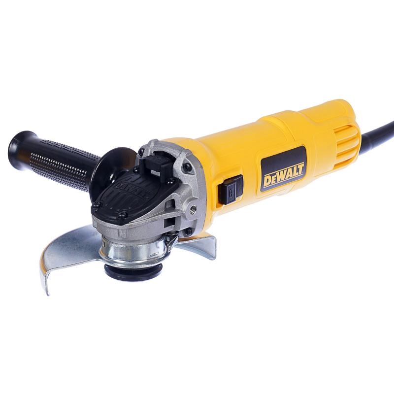 Machine grinding angle DeWalt DWE4151 (disc 125mm, power 900 W, lock spindle) навигатор globusgps gl 900 power glonass blue