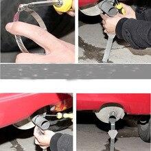 1 х Автомобильный безопасный антистатический светоотражающий ремень заземления провода светоотражающий ремень автомобиля