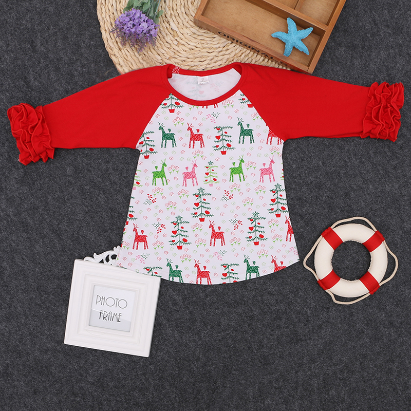 Christmas Shirts For Girls Quality T Shirt Clearance