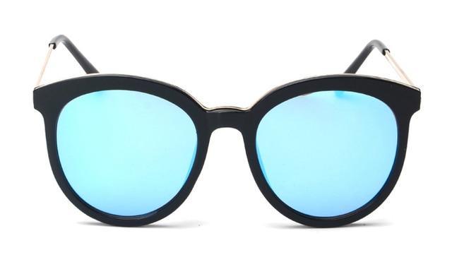 Black Frame Blue