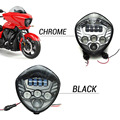 Motorcycle LED Headlight Kit for Victory 10-16 15 14 CROSS MODELS CRUISERS