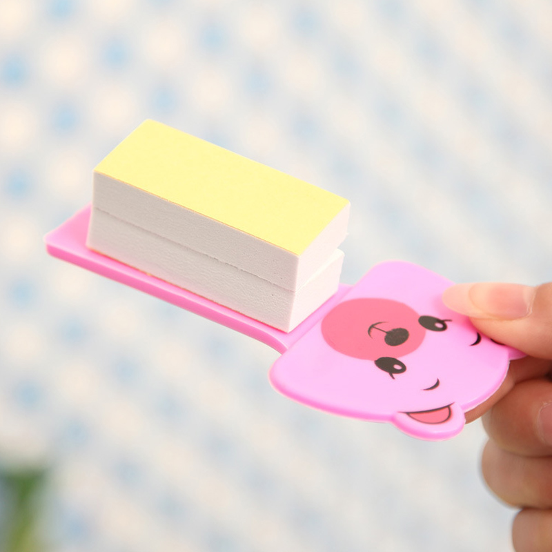 Bathroom Products 3Pcs Cute Cartoon Toilet Lifting Lid Device Seat Cover Handle Accessories Portable Bathroom Products Sets