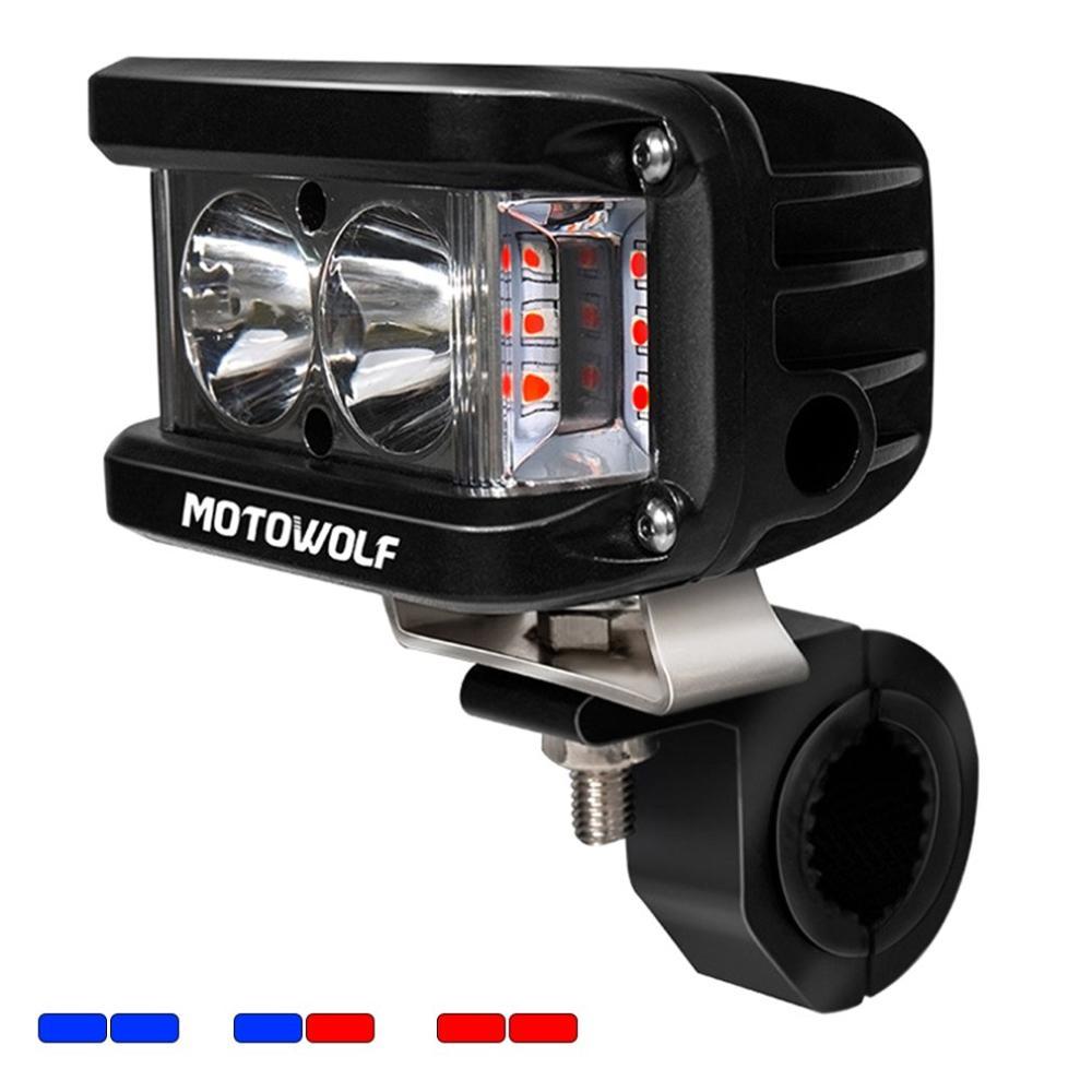 lowest price Motorcycle Headlights High Brightness Exterior Headlights Motorbike LED Lamp