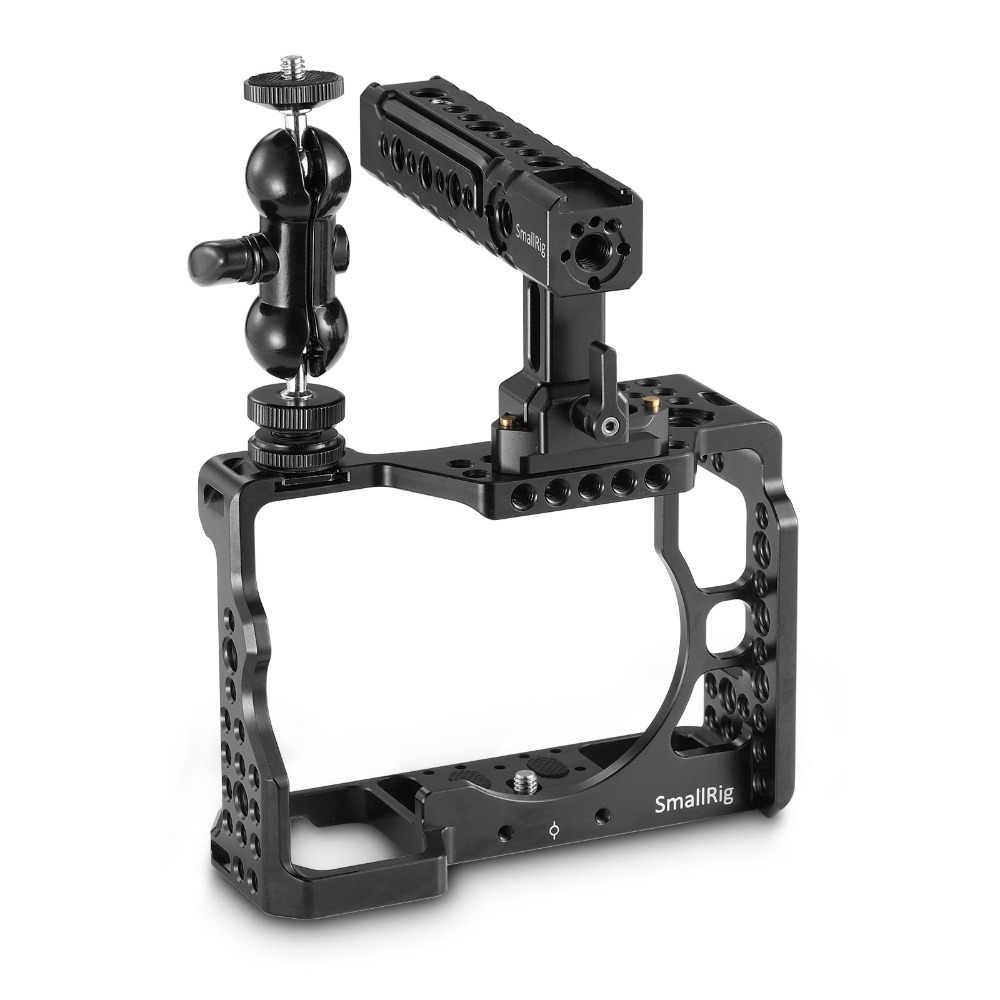SmallRig a7r3 Camera Kooi Kit voor sony a7m3 voor sony A7R iii CAMERA/A7 iii KOOI RIG W/ top Handvat Grip Camera Ball Head 2103