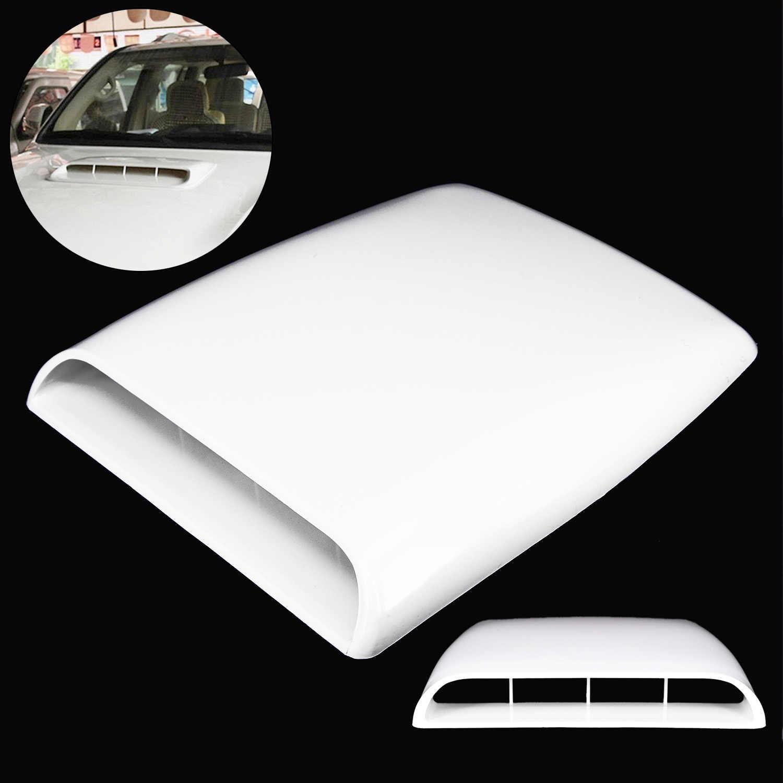 Декоративное Базовое покрытие на крышу, декоративная лопатка для впускного потока воздуха, универсальный аксессуар для замены части