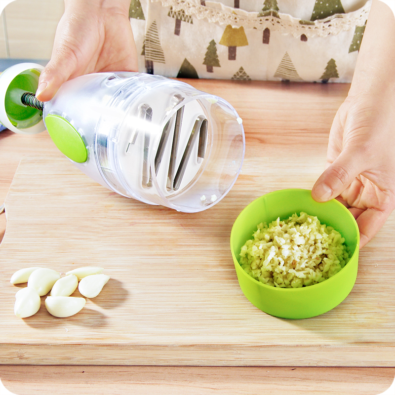 Hot sale High Quality Stainless Steel onion chopper vegetable fruit press maker garlic presser cooking tools,kitchen accessories