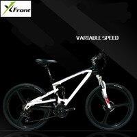 새로운 브랜드 산악 자전거 소프트 테일 알루미늄 합금 프레임 자전거 shiman0 m370 유압 디스크 브레이크 자전거 21/24/27 속도 mtb