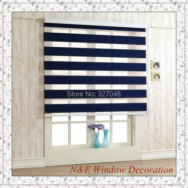 FREE SHIPPING Popular Zebra Roller Blinds Canada And Sunshade Blinds For  Bedroom
