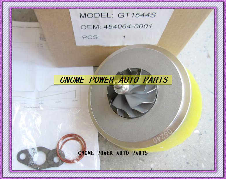 TURBO CHRA Cartridge Core GT1544S 454064 454064-0002 454064-5002S 028145701L For VW T4 BUS Umwelt Transporter 95-03 AAZ ABL 1.9L