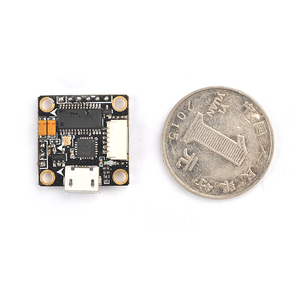 Image 4 - Super_S F4 flight controller board integrated OSD Built in 5V BEC for Indoor Brushless FPV Racer Drone Quadcopter