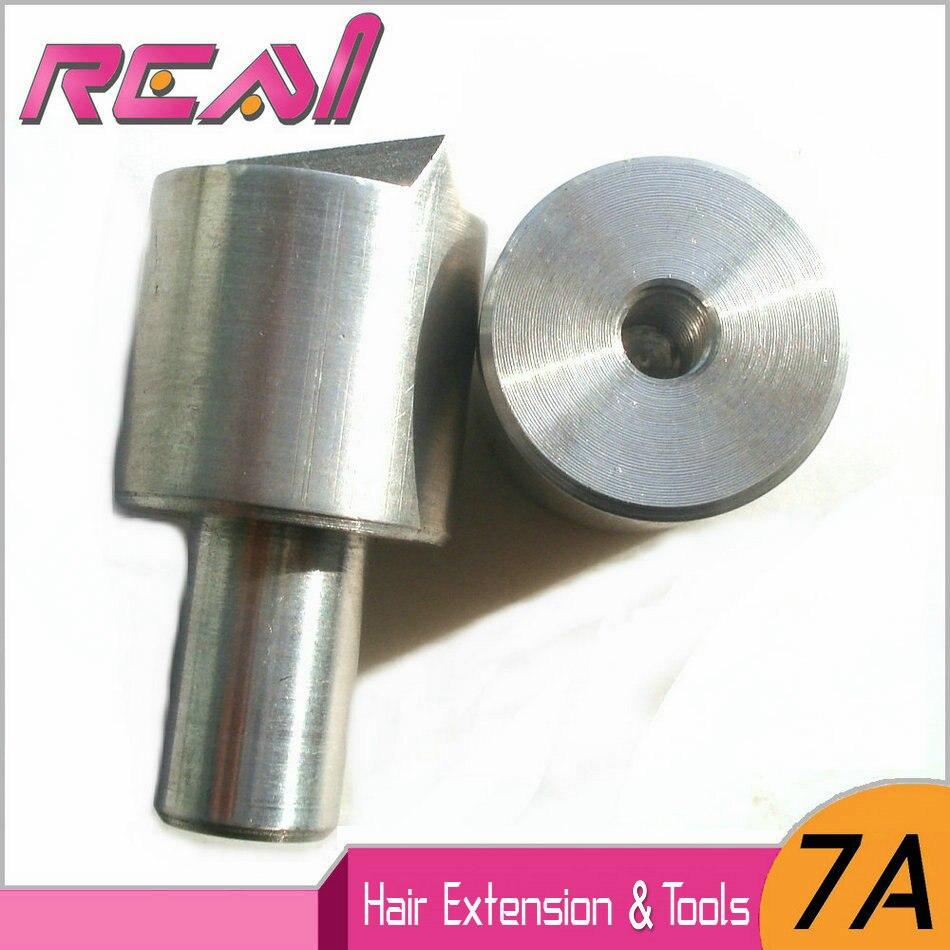 1 Piece Keratin Hair Extensions Machine Head Aluminium Material U Tip Flat Tip V Tip For