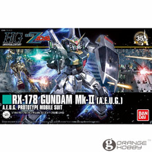 OHS Bandai HGUC 193 1/144 RX 178 Gundam Mk II A.E.U.G. Revive Mobile Suit Assembly Model Kits