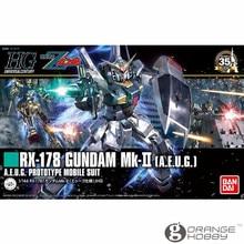 OHS Bandai HGUC 193 1/144 RX 178 Gundam Mk II A.E.U.G. Rivivere Mobile Suit di Modello di Montaggio Kit