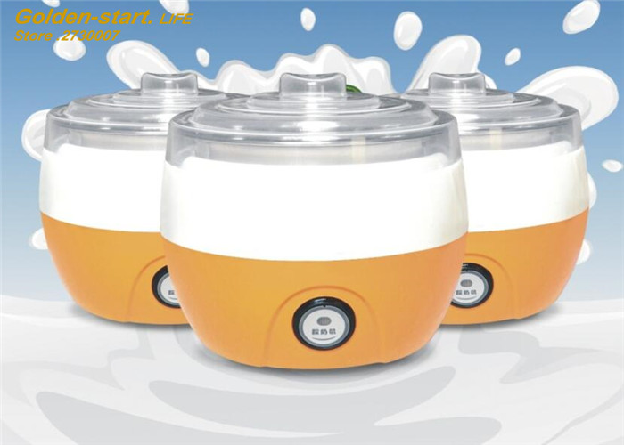 все цены на Electric Automatic Yogurt Maker High Quality Stainless Steel Liner Yogurt Machine Acidophilus Sour Cream Natto Maker