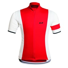 Professional Fabric Ultralight High Quality 2017 AJO Cycling Bicycle Bike MTB Sport Ciclismo Jerseys Short Sleeves Clothing J017