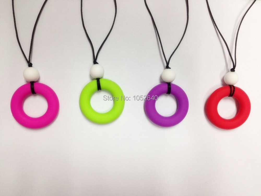Newmix colors simple silicone teething necklace with silicone mix colors simple silicone teething necklace with silicone bead baby chew necklaceteething necklaces on aliexpress alibaba group aloadofball Choice Image