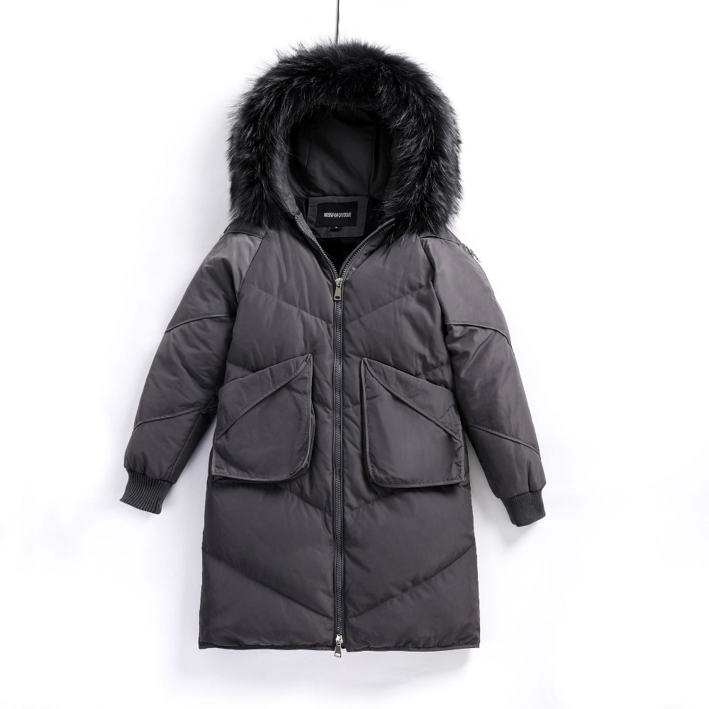 2018 Winter Coats High Quality Coat Fashion Female Long Jacket Women Thicken Warm Down Parkas Coat Outerwear Maternity Clothings lasperal 2017 winter jacket women coat female parkas hooded down parka top quality quilting long coats jacket big size drop ship