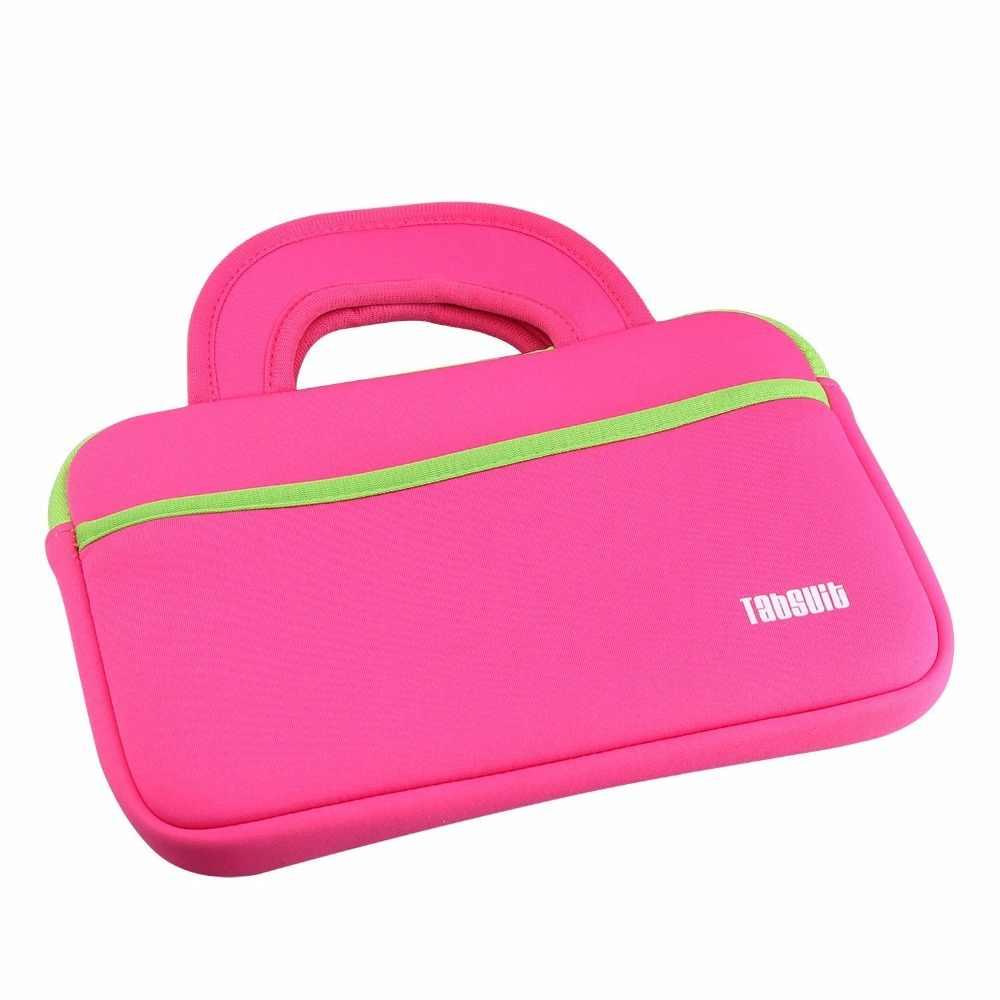 Розовый ноутбук рукав ноутбук сумка планшет чехол для Dragon Touch 7 дюймов компьютер для Asus hp acer Toshiba для Y88X Plus планшет