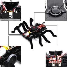 RC Climbing Spider Action