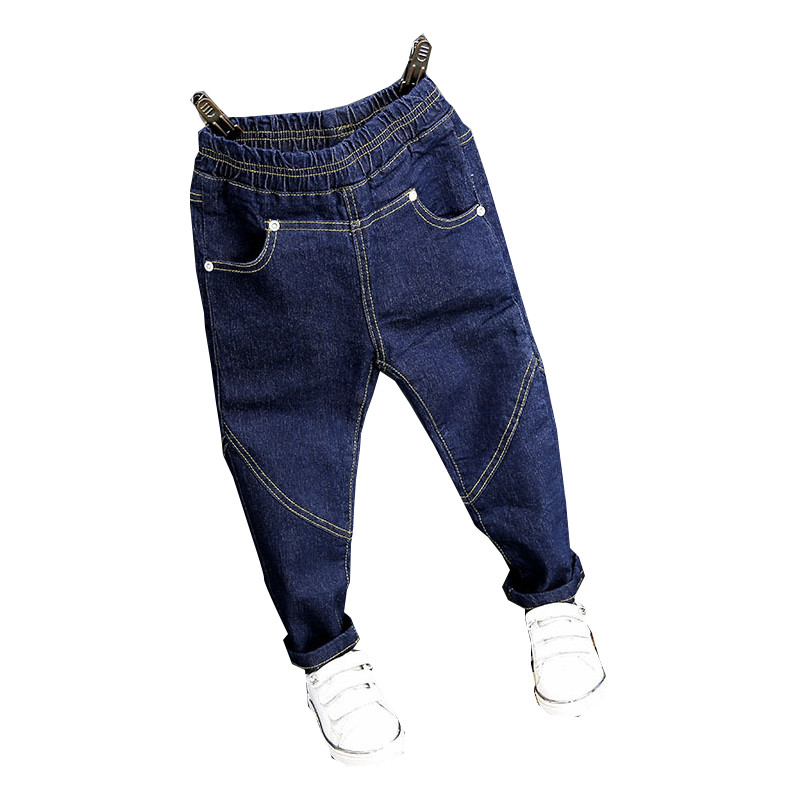 611e87a563d8 Newest Baby Girls Boys Thick Winter Long Denim Pants Children ...