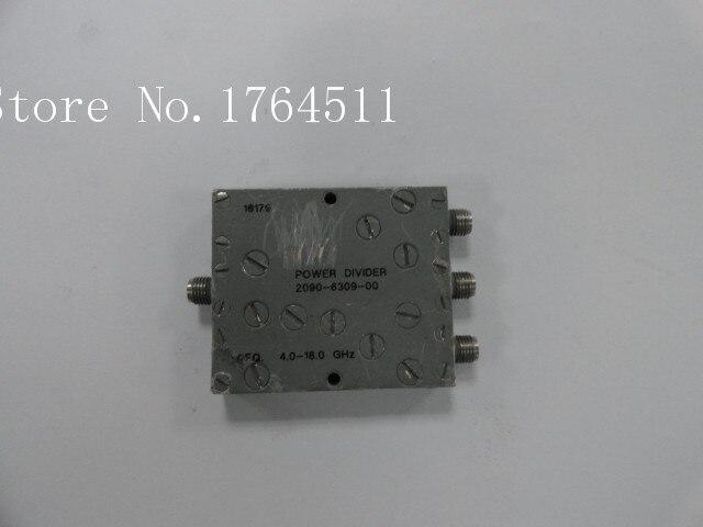 [BELLA] M/A-COM 2090-6309-00 4-18GHZ A Three Supply Power Divider SMA