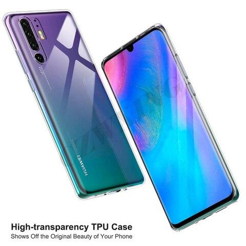 For Huawei P30 Case Huawei P30 Lite Case Soft Silicone Back Cover Phone Case For Huawei P30 Lite P30 Pro P30Lite P30Pro P 30 Multan