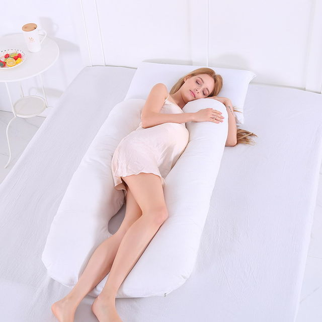 Pregnant Women Pillow white 3_750