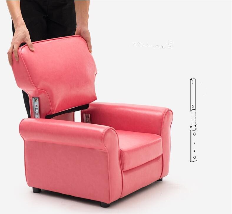 Modern PU Leather Kids Sofa Chair Armchair For Children Furniture ...