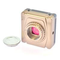 16MP USB Mikroskop Endüstriyel Kamera Renkli CMOS USB2.0 Yüksek Hızlı C Dağı Video Mikroskop Kamera 30fps