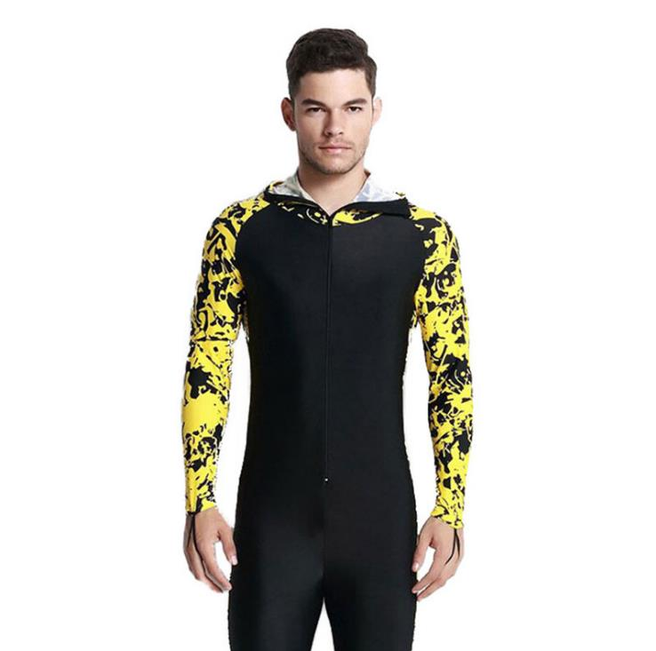 Женщины Человек из одного предмета с длинными рукавами брюки погружной костюм surf стволы серферов для защиты от холода и тепло предотвратит... - 5