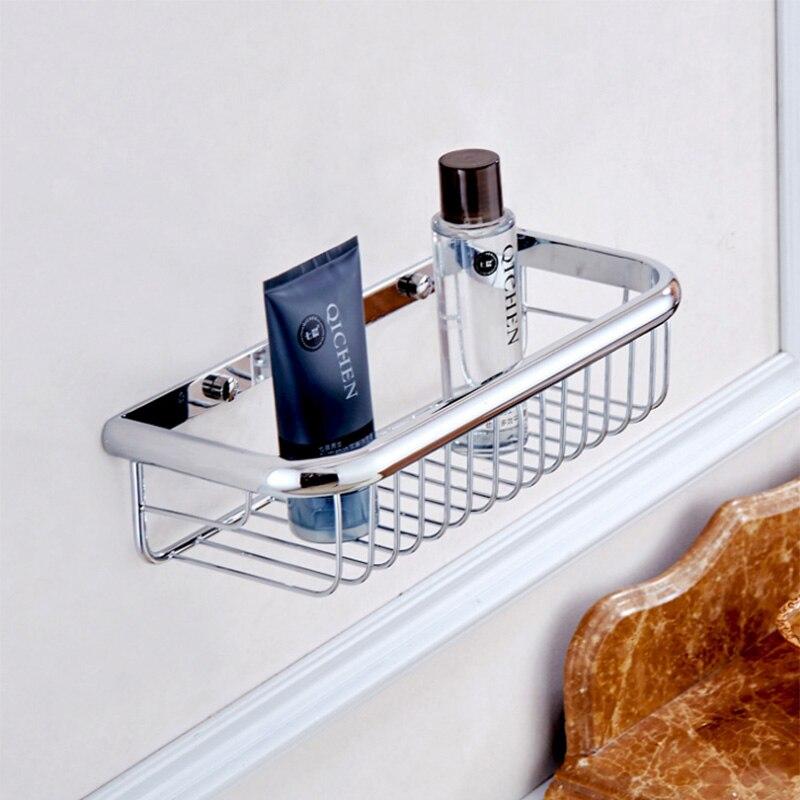 chrome bathroom shelf sku