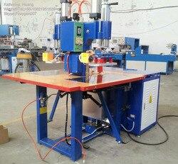 Spanplafond film voegwerk en pvc harpoen lasmachine