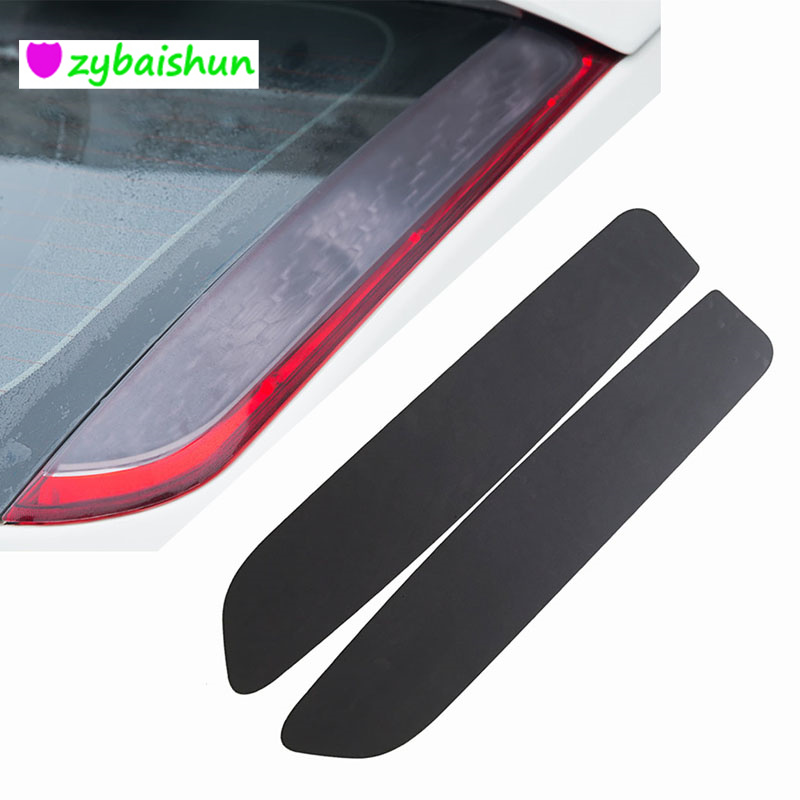 Car Rear Lamp Sticker Decoration Fit For Ford Focus 2 Hatchback MK2 2009-2013 Accessories