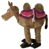 Camel mascot costume custom fancy costume anime Came mascot in four legs fancy dress carnival costume