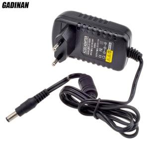 Image 1 - Gadinan 12V 2A AC 100V 240V Converter Adapter DC 12V 2A 2000mA Power Supply EU UK AU US Plug 5.5mm x 2.1mm for CCTV IP Camera