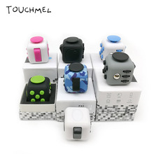 TOUCHMEL Fidget Toys Ease the Pressure Fidget Cube Toy to Anti Stress Relief