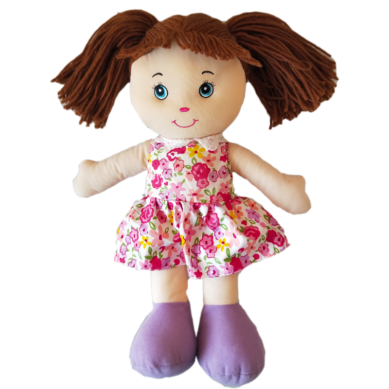 Limited Collection Rag Doll Cloth Girl Toy For Girls Gift Girls Dolls