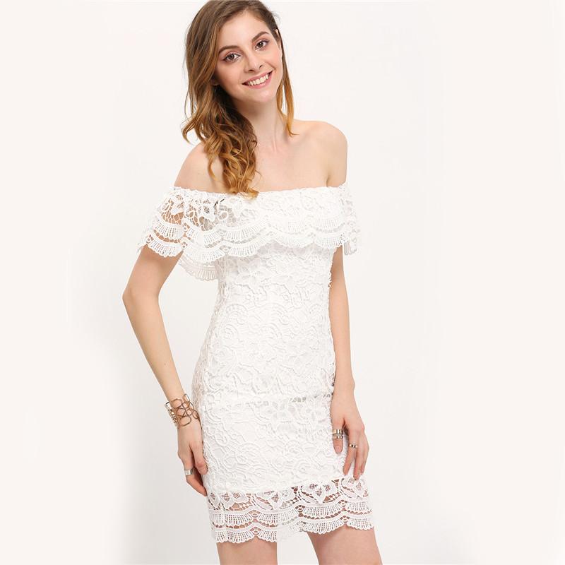 HTB17NQfKpXXXXbxXVXXq6xXFXXXr - Women Mini Dresses White Off the Shoulder Bodycon Dress JKP045