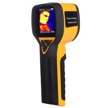 Инфракрасный Термальность Imager Камера ручной Температура Инструмент автомобилей Охота измерения Инструменты красочные Экран всего pixels1024