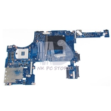 688745-001 Main Board For Hp elitebook 8770w Laptop Motherboard QM77 DDR3 with graphics slot
