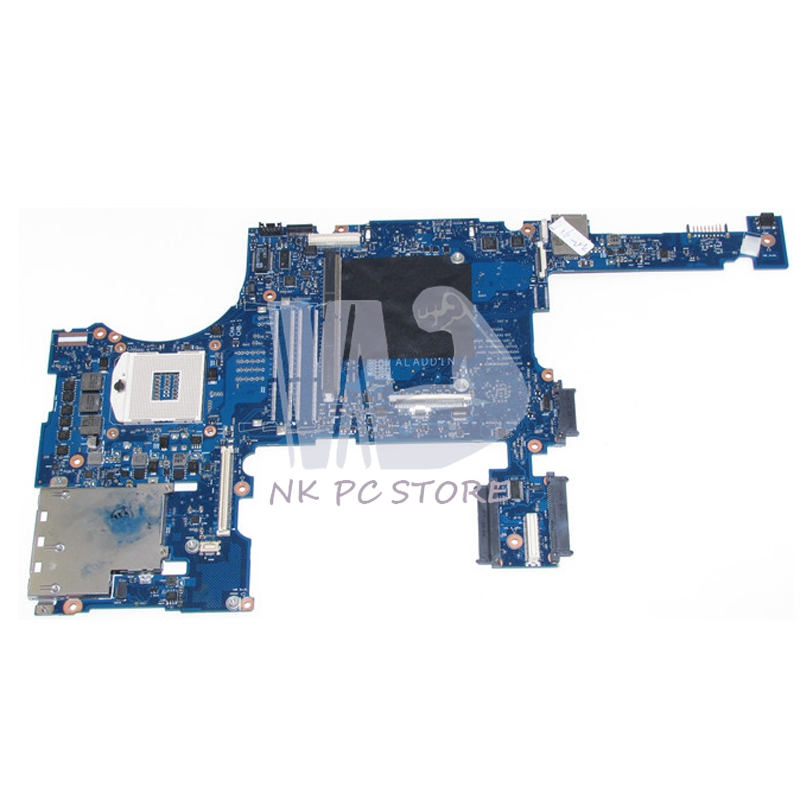 NOKOTION 688745-001 Main Board For Hp elitebook 8770w Laptop Motherboard QM77 DDR3 with graphics slot 685518 001 684319 001 main board for hp elitebook 8560w laptop motherboard qm67 ddr3 with graphics slot