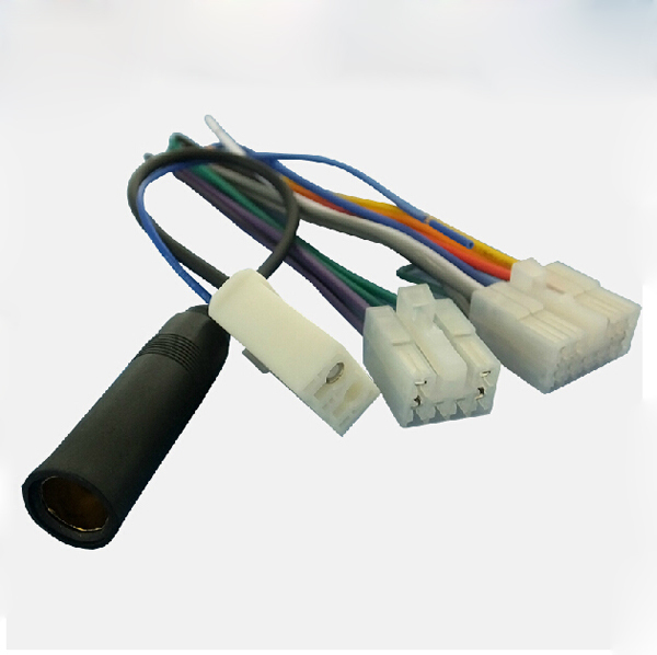 online get cheap car radio wiring aliexpress com alibaba group car antenna harness cable wire for toyota cd radio