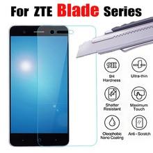Защитное стекло на zte blade a510 a610 Защитная пленка для экрана v7 a520 a601 lite tremp a 510 520 601 610 7v закалённое защитное стекло
